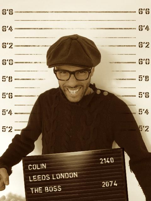 Colin | Event Director