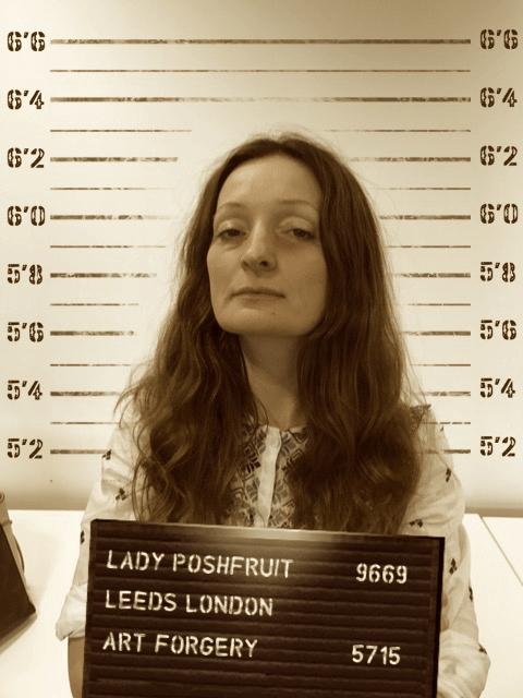Lady Poshfruit | Team Creative